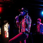 Brooklyn's (by the way of Kansas City, MO) SSION brought their interesting mix of queer punk and dance to The Firebird in Saint Louis Missouri on October 12th, 2012 along with the sensual House Of Ladosha.