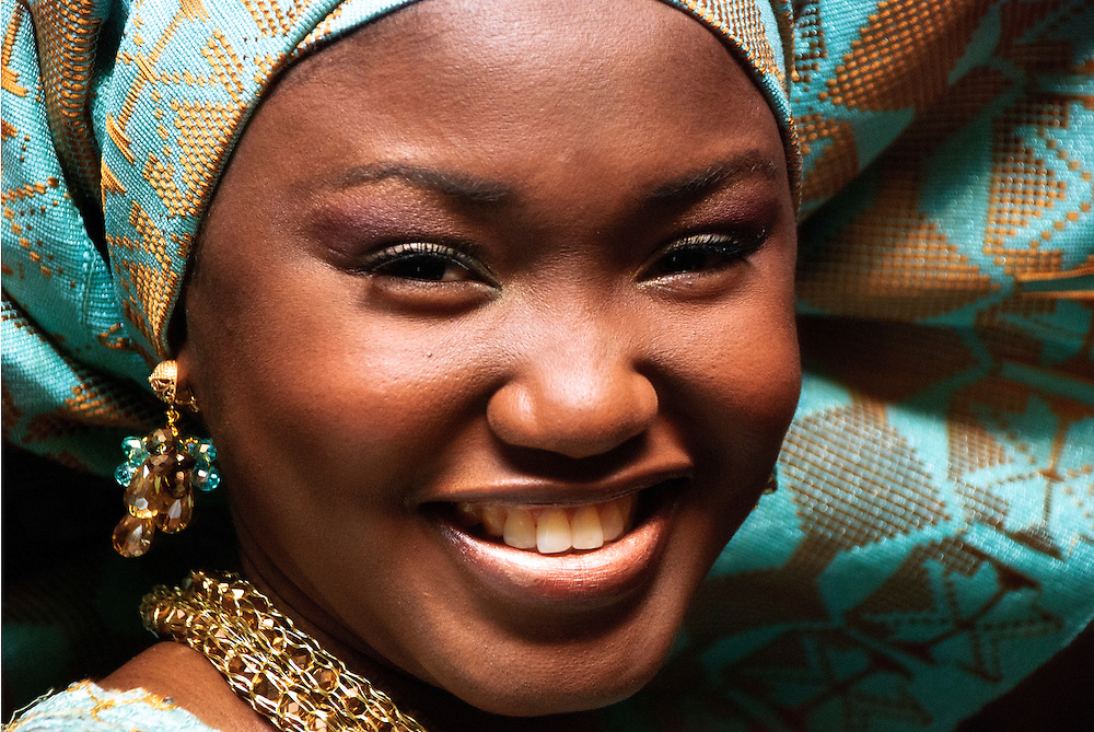Dupe Shobukola - The Nigerian Bride