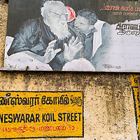 Street signage. Chennai is the third largest commercial and industrial centre in India. It is considered to be the automobile capital of India, with a major percentage of the country?s automobile industry having a base in the city. Chennai is the second-largest exporter of IT services in India, behind Bangalore and is a base for the manufacture of hardware and electronics, with many multinational corporations setting up plants in its outskirts. The city faces problems with water shortages, traffic congestion and air pollution.
