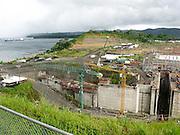 Panama-2014<br /> Atlantic expansion looking toward Gatun Lake.