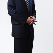 Governor Baldacci of Maine poses for a portrait in Washington, DC, October 21, 2009.