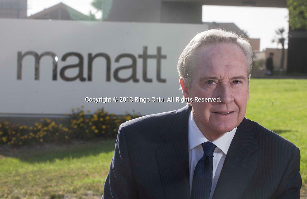 George Kieffer is chair of the Government & Regulatory Policy Division at Manatt Phelps. (Photo by Ringo Chiu/PHOTOFORMULA.com)