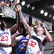 NBA D-LEAGUE BASKETBALL 2015 - Jan 13 - Delaware 87ers defeats Santa Cruz Warriors 109-96