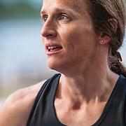 Diane Cummins, Athletics
