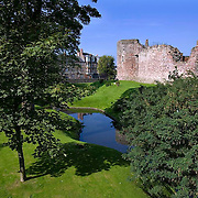 Bute castle, Rothesay, Isle of Bute, Argyll