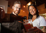 owners of  Eagle Rock Brewery.