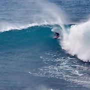 1.27.16 - Waimea Bay Surfing