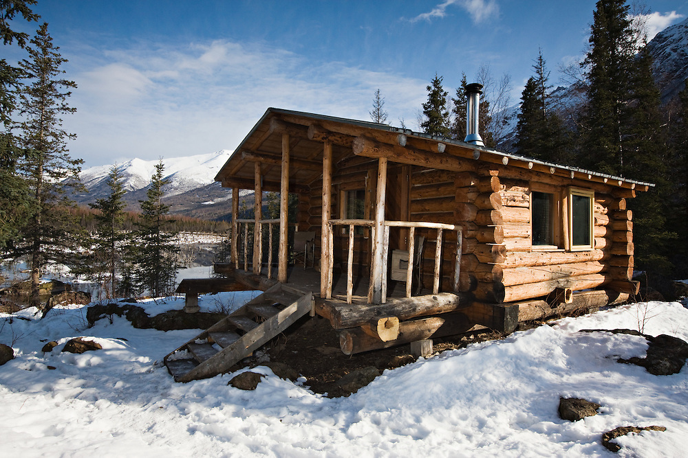 Ernc Public Use Cabin Ray Bulson Photography