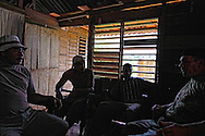House near La Maquina, Guantanamo, Guantanamo, Cuba.