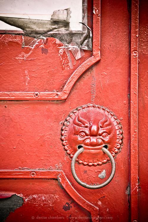 Dragon Door Knocker