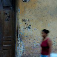 Pain is Love