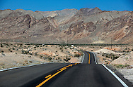 .Highway 93 in Lake Mead National Recreation Area in Nevada.