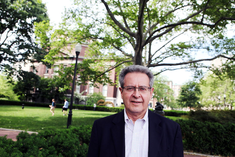 """Martin Kaplan '61.Daughter: Shira Kaplan '89 L'94.David Topkins '94.Andrew Topkins '98..""""Take as diverse a series of courses as you can that will challenge your thinking and broaden your outlook on life. Make use of every possible course."""""""