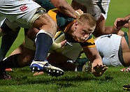"""South Africa """"A"""" v England Saxons- George, 17 June 2016"""