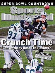 Rich Gannon, Sports Illustrated, 2003