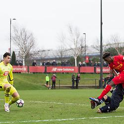 170219 Liverpool U23 v Derby County U23