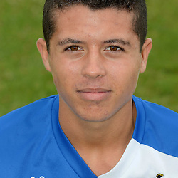 Lewis Ellington of Bristol Rovers u18s - Mandatory by-line: Dougie Allward/JMP - 07966386802 - 27/07/2015 - SPORT - FOOTBALL - Bristol,England - Golden Hill Training Centre - Bristol Rovers U18 Team Photo - Bristol Rovers U18 Team Photo