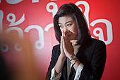 Yingluck Shinawatra Victory Party