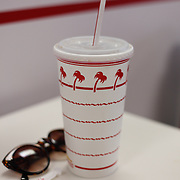 In-n-Out Burger on Sunset Blvd