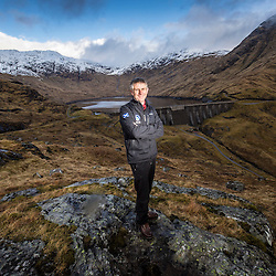 Damon Powell, Chair of Scottish Mountain Rescue