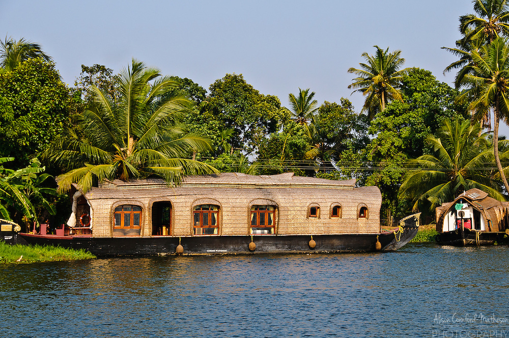 Backwaters, india