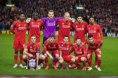 150219 Liverpool v Besiktas