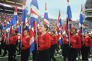 Ole Miss band at Vaught-Hemingway Stadium in Oxford, Miss. on Saturday, September 25, 2010. Ole Miss won 55-38 over Fresno State..