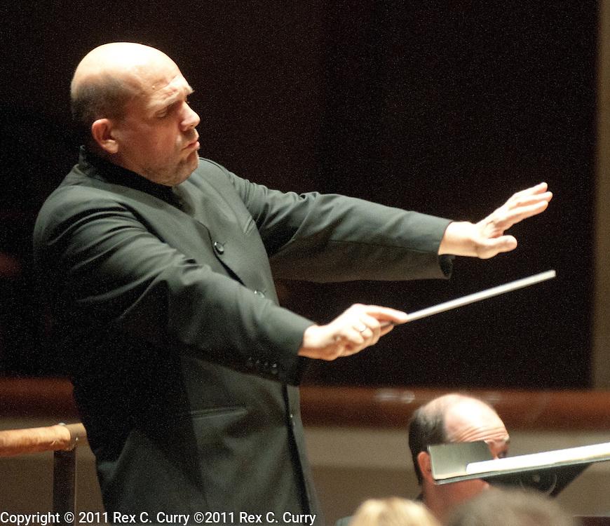 Jaap van Zweden, Music Director of the Dallas Symphony Orchestra