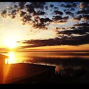 sunrise in ptown