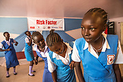 To promote awareness about explosive hazards, UNMAS, in collaboration with the National Mine Action Authority, hosted a risk education talent competition on 8 March 2017, at the Nyakuron Centre, Juba in South Sudan. Nine primary schools from Juba performed songs about recognizing, minimizing and reporting explosive risks. Risk education is important because nearly eight million people in South Sudan live in counties where the presence of explosive remnants of war threaten their safety. The winners will be coached by renowned local musicians, the Jay Family, and will subsequently record a song and music video with UNMISS Communications and Public Information. The song and music video will be launched on 4 April 2017, the International Day for Mine Awareness and Assistance in Mine Action. The competition was generously supported by the Government of Japan, along with UNMIISS, and forms part of a continuing commitment to risk education in South Sudan that involves regular outreach to communities, schools and organizations. As UNMAS celebrates its 20-year anniversary this year, this talent competition will be the first of several events during 2017 to highlight the work of mine action throughout South Sudan and to help celebrate this organizational milestone.<br /> <br /> Photo: UNMAS/ Martine Perret