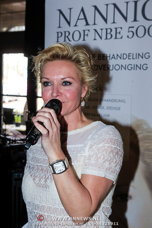 NLD/Laren/20130318 - Uitreiking Nannic Awards 2013, Mariska van Kolk