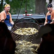 2010 Sweet Corn Festival in Sun Prairie, Wisconsin.