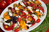 Caprese Salad by Marisa Rosmellia
