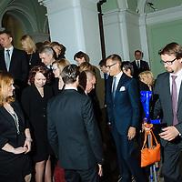 HSPO 20140624 Uuden hallituksen kuvaus. Kuva: Benjamin Suomela HS