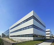 Immeubles modernes