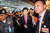 Yingluck Shinawatra Fights Impeachment
