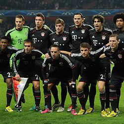 130219 Arsenal v Bayern Munich
