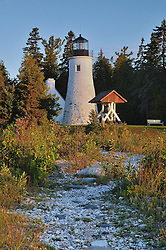 Old Presque Isle Lighthouse,<br />