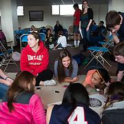 Campus Kids service program at Gonzaga University.<br /> Photo by Rajah Bose