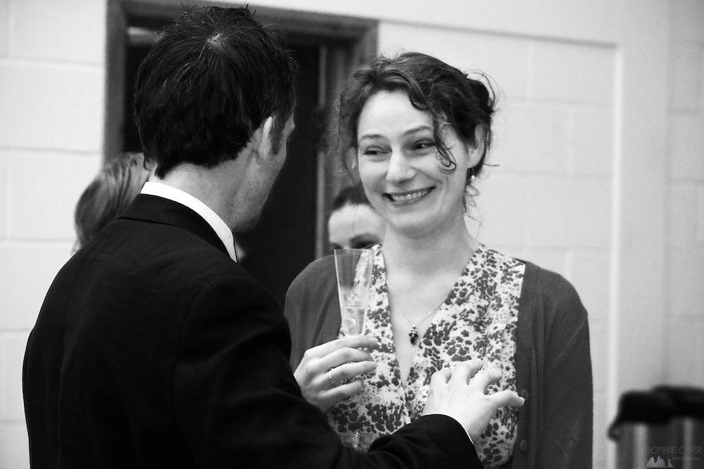 Vanessa & Peter at Jan & Carrie's wedding
