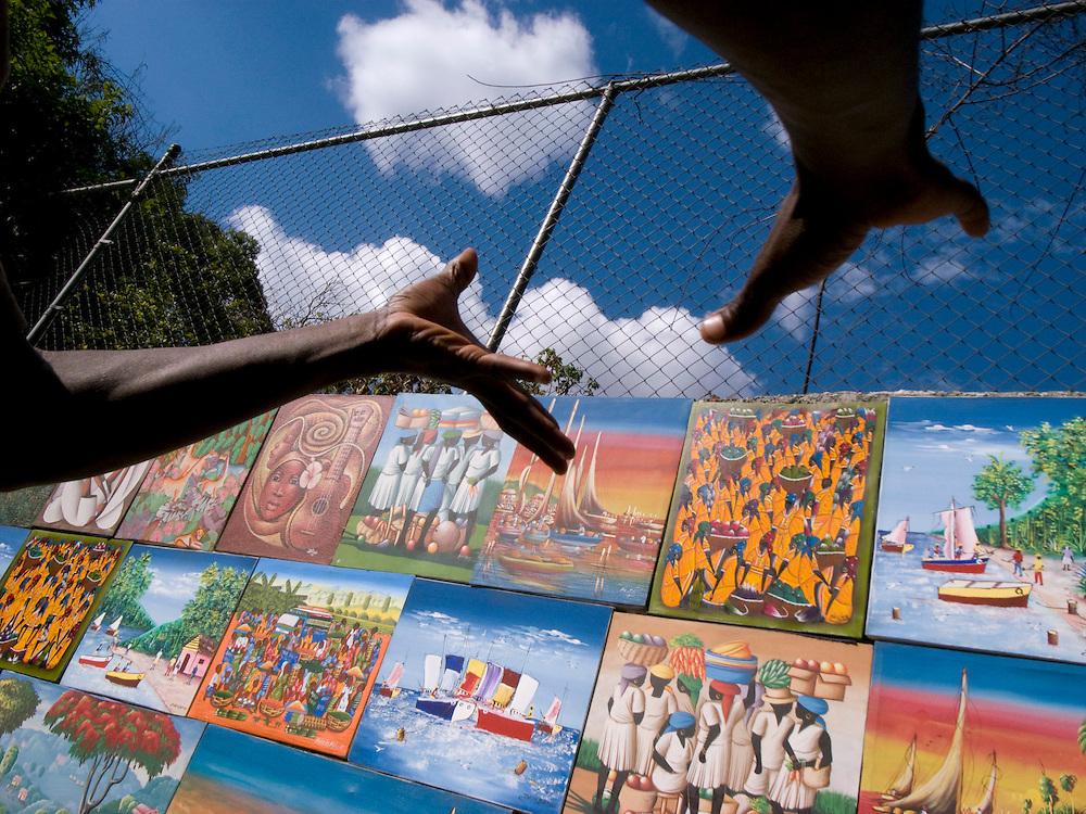 Petionville, Haiti. Photo by ben depp