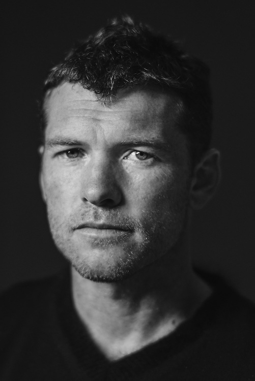 Actor Sam Worthington is photographed at the WireImage Portrait Studio during the 2014 Toronto Film Festival on September 8, 2014 in Toronto, Ontario. (Photo by Jeff Vespa)