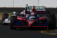 Rafael Matos, Tony Kanaan, Indy Grand Prix of Sonoma, Infineon Raceway, Sonoma, CA USA