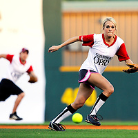 2010 City of Hope Celebrity Softball Tournament on June 7, 2010.