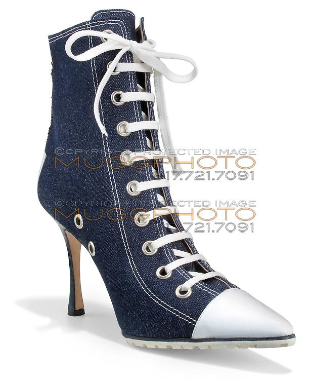 manolo blahnik timberland heels