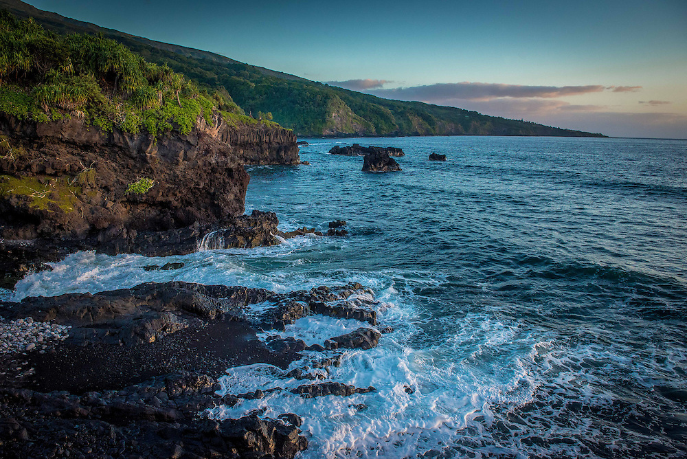 The Maui Coast, Hawaii