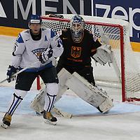 Suomi - Saksa 3.5.13