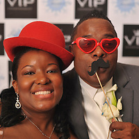 Anise&Terrance Photo Booth