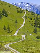 Grossglockner area, high alpine road, Austria, Carinthia, Grossglockner