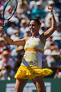 Tennis: BNP Paribas Open 2014 Women's Singles Final